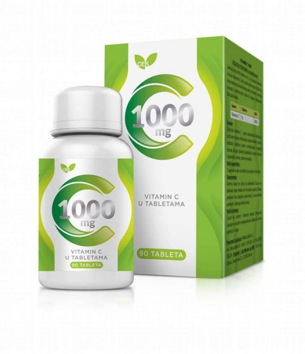 Ascorbic acid 1000 mg